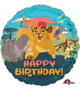 Happy Birthday Lion Guard Balloon