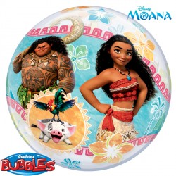 Disney Moana Bubble Balloon