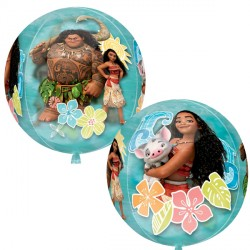 Moana Orbz Balloon Sphere