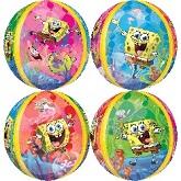 Spongebob Square Pants Orbz Balloon Sphere