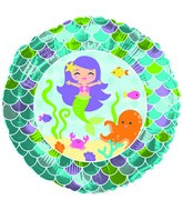 Mermaid Friends Standard Balloon