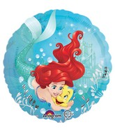 Little Mermaid Ariel Standard Balloon