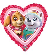 Red Heart Paw Patrol Skye Everest Standard Balloon