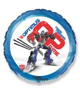 Transformers Optimus Prime Standard Balloon