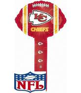 Kansas City Chiefs Air Fill Hammer Balloon