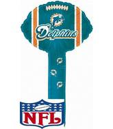 Miami Dolphins Air Fill Hammer Balloon