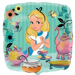 Alice In Wonderland Standard Balloon