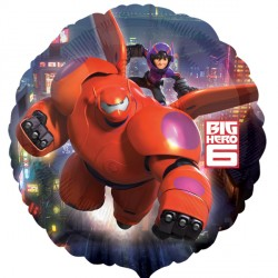 Big Hero 6 Standard Foil Balloon