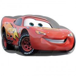 Lightning McQueen ST Disney Cars Supershape Balloon