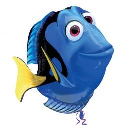 Finding Nemo Dory Supershape Balloon