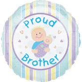 Proud Big Brother Standard Balloon