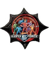 Hot Wheels Battle Force 5 Supershape Balloon