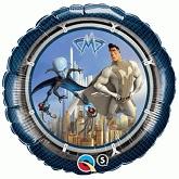 Megamind Metroman Standard Balloon
