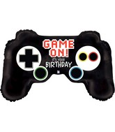 Video Game Controller Supershape Balloon