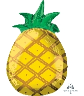 Pineapple Junior Shape Balloon