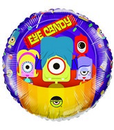 Psyclops Eye Candy Standard Balloon