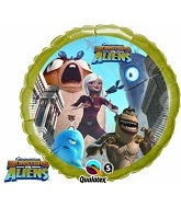 Monsters Vs Aliens Standard Balloon
