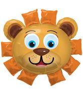 Lion Head Supershape Balloon