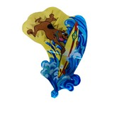 Scooby-Doo Surfer Supershape Balloon