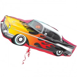 Rockin Car '50s Cadillac Supershape Balloon
