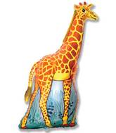 Giraffe Supershape Balloon