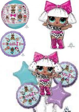 L.O.L Suprise Dolls