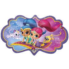 Shimmer & Shine Supershape Balloon