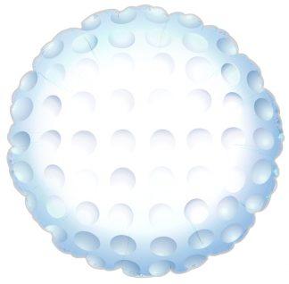 Golf Ball Standard Balloon