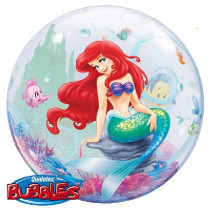 Little Mermaid Ariel Bubble Balloon