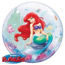 Little Mermaid Ariel Bubble Balloon