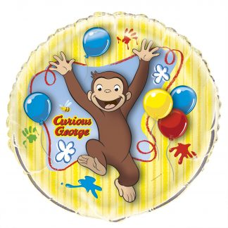 Curious George Jumbo Balloon