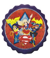 DC Super Hero Girls Supershape Balloon