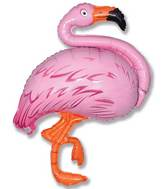 Flamingo Supershape Balloon