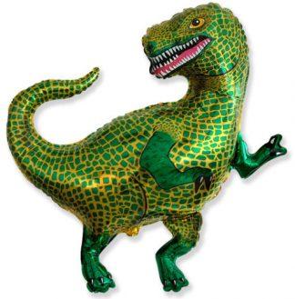 T-Rex Dinosaur Supershape Balloon