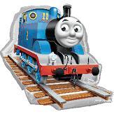 Thomas The Tank Engine Supershape Balloon
