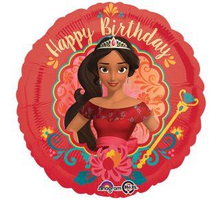 Happy Birthday Elena Of Avalor Standard Balloon