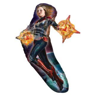 Captain Marvel Supershape Balloon