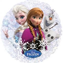 Elsa Anna Frozen Large Balloon