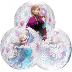 Frozen See-Thru Orbz Sphere Balloon