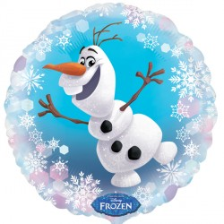 Frozen Olaf Standard Balloon
