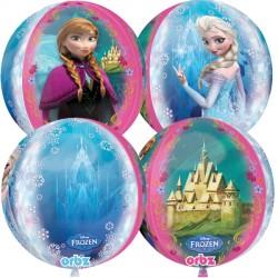 Frozen Orbz Sphere Balloon