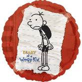 Diary Of A Wimpy Kid Standard Balloon