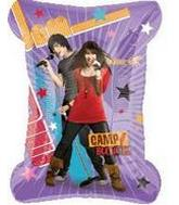 Camp Rock Supershape Balloon