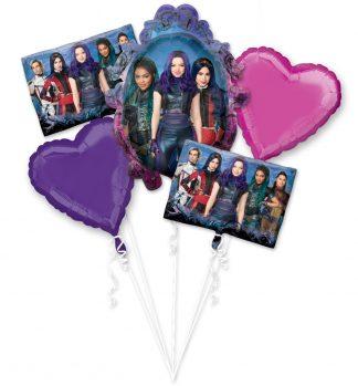 Descendants 3 Balloon Bouquet