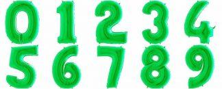 Jumbo Green Grabo Numbers