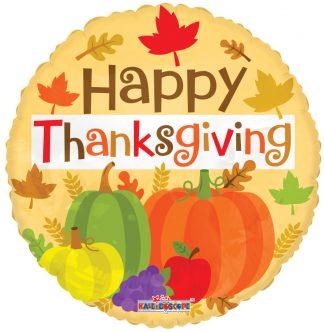 Thanksgiving Harvest Balloon