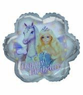 Barbie Pegasus Birthday Standard Balloon