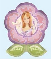 Barbie Flower Supershape Balloon
