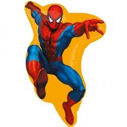 Spider-Man Shape Balloon