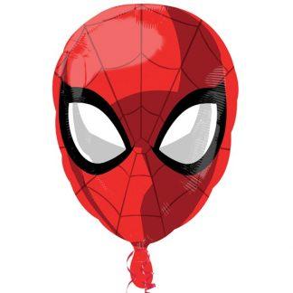 Spider-Man Head Face Standard Balloon